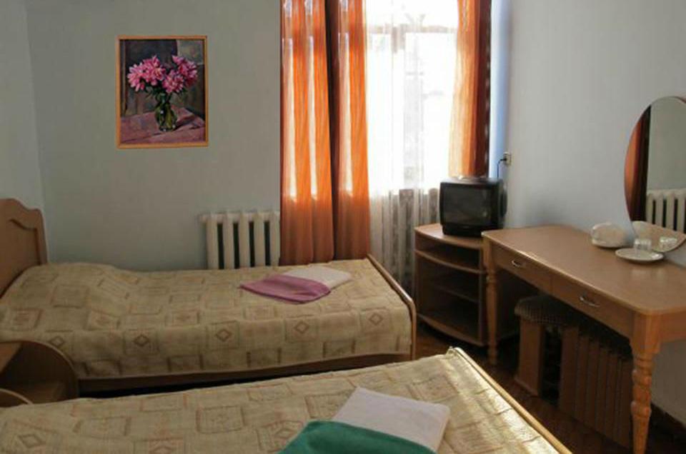 2-местный 1-комнатный стандарт с кондиционером