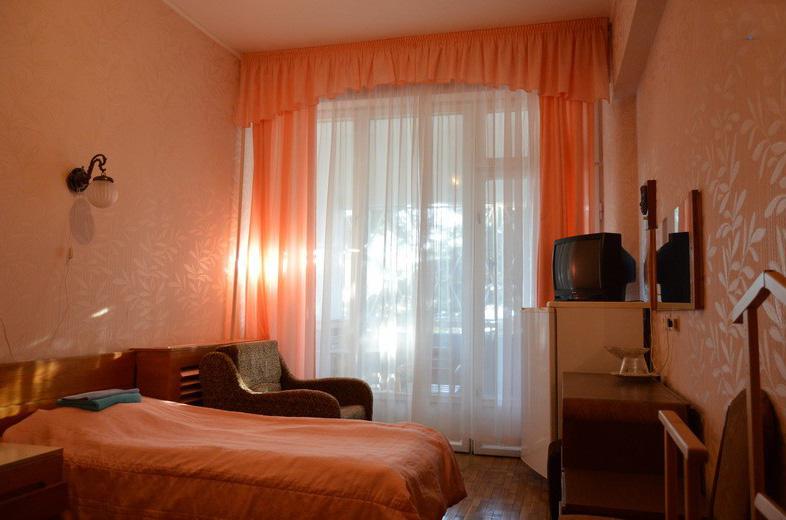 2-местный 1-комнатный стандарт, кат. В, юг
