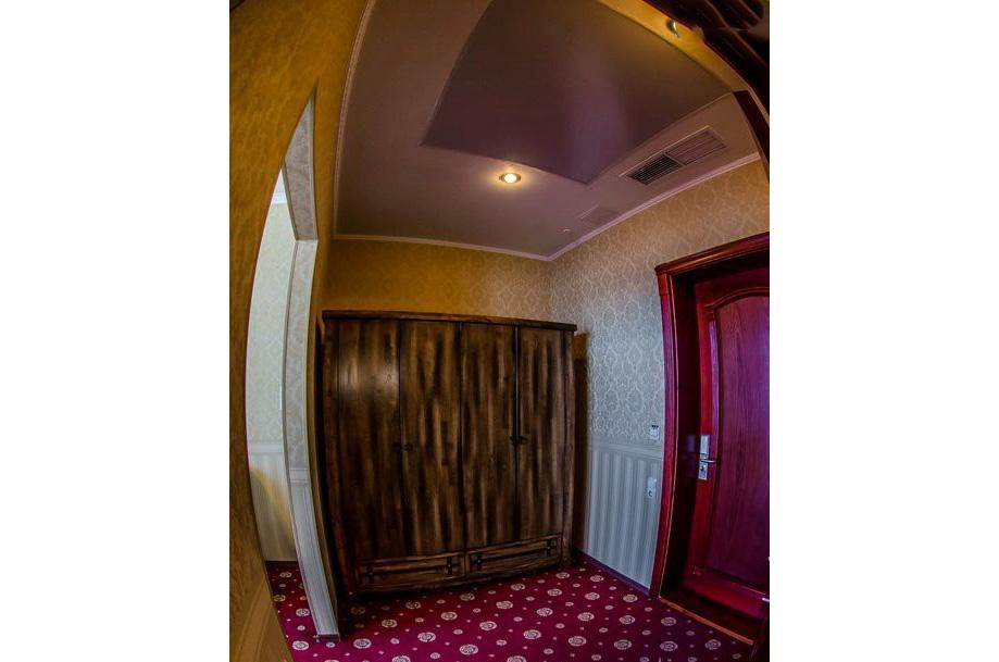 2-местный 1-комнатный повышенной комфортности, юг